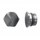 Endkappen mit O-Ring-Dichtung 1 Paar für Kompaktverteiler 8541